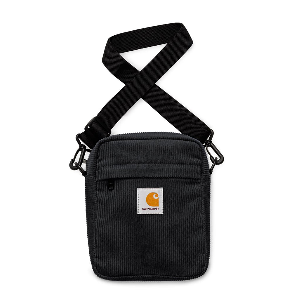 Carhartt WIP Small Cord Bag in Black