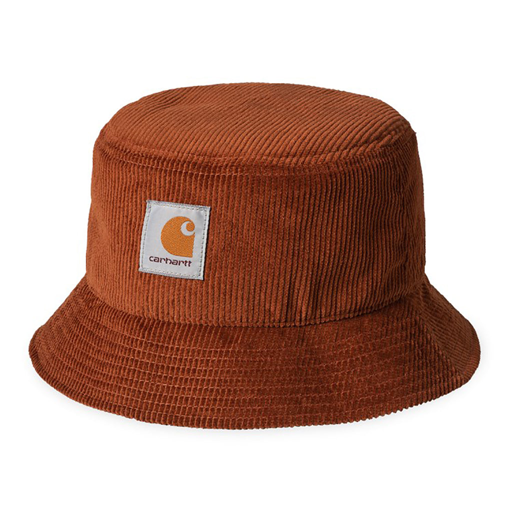 Carhartt WIP Cord Bucket Hat in Brandy