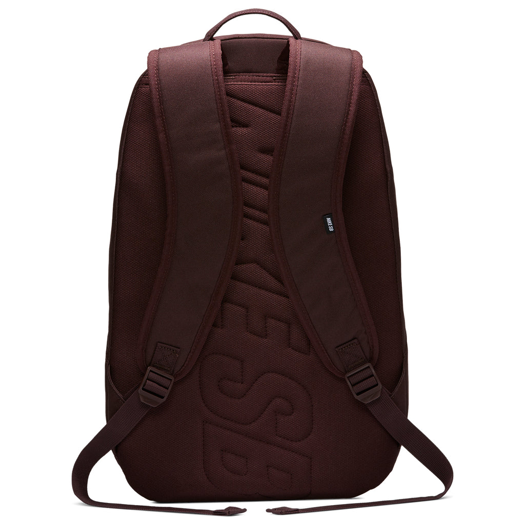 Nike SB Courthouse Backpack in Mahogany / Obsidian / White - Back