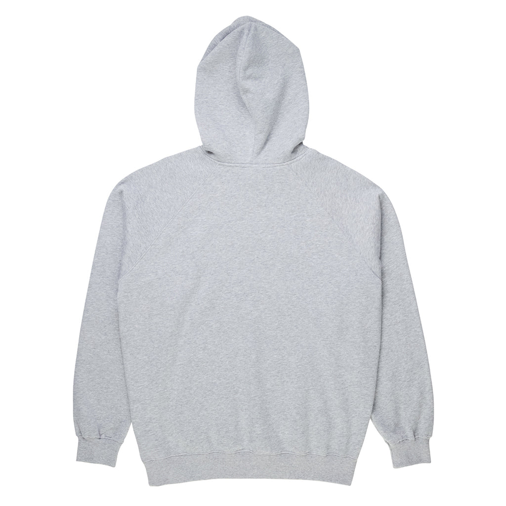 Polar Skate Co Default Hoodie in Sports Grey - Back
