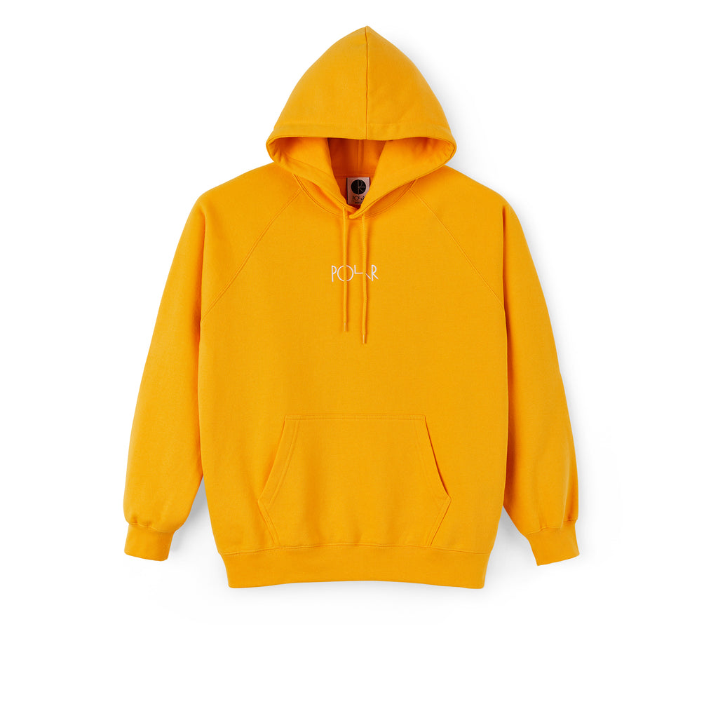Polar Skate Co Default Hoodie in Yellow