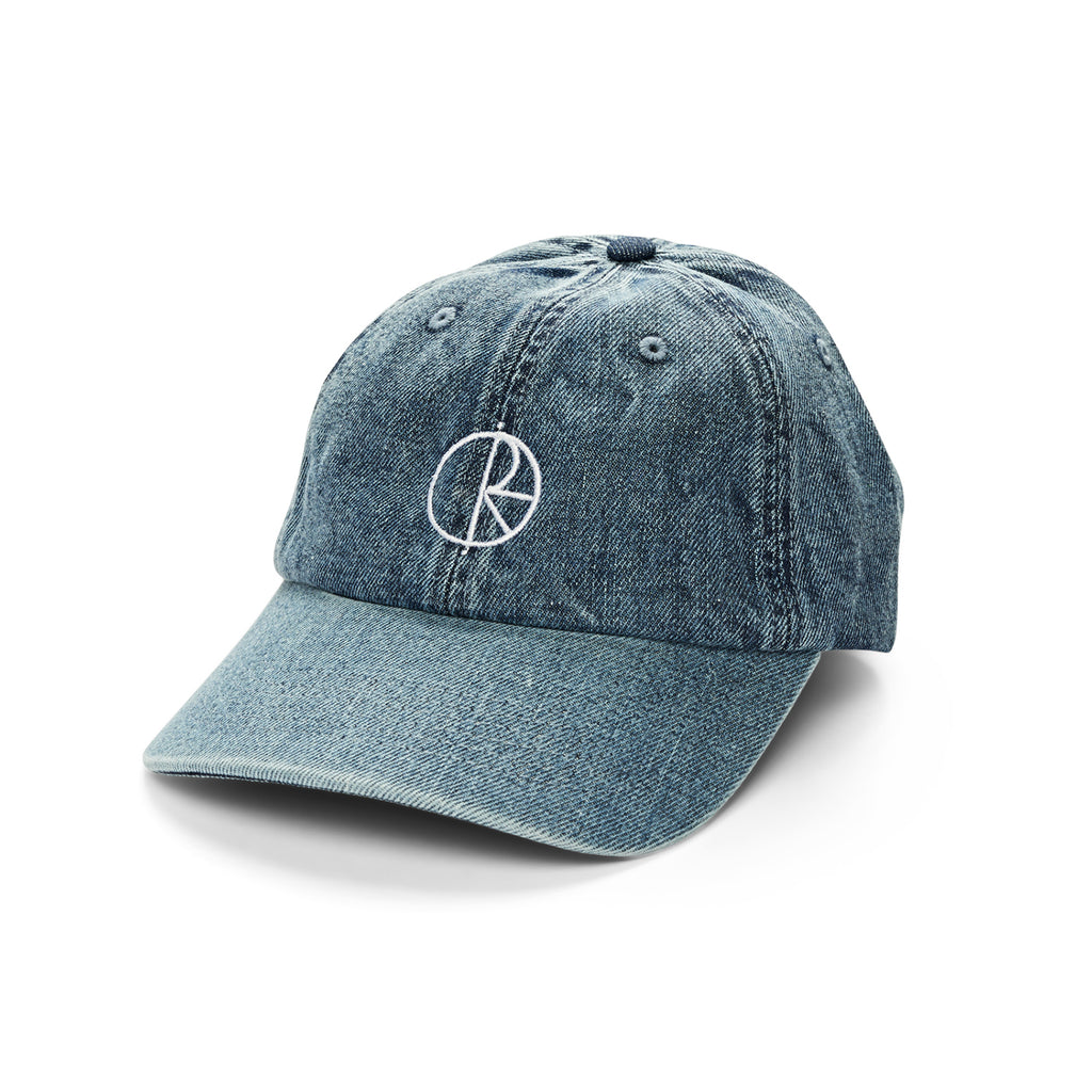 Polar Skate Co Denim Cap in Blue