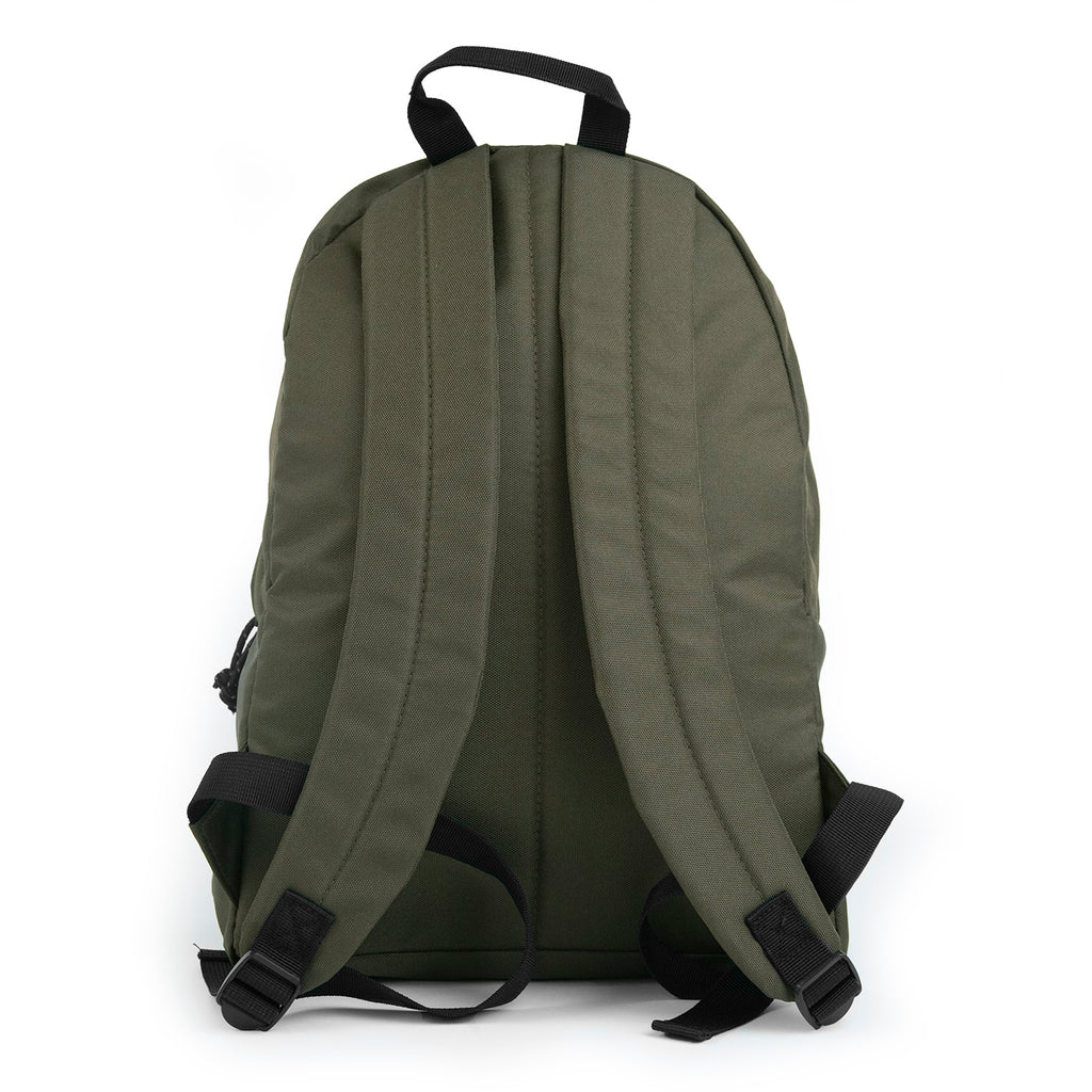 Bored of Southsea Daily Use Backpack in Military Green - Back