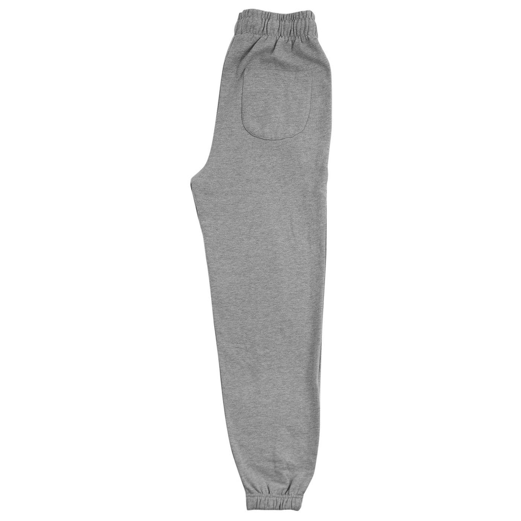 Bored of Southsea Daily Use Jogger Pant in Heather Grey - Leg