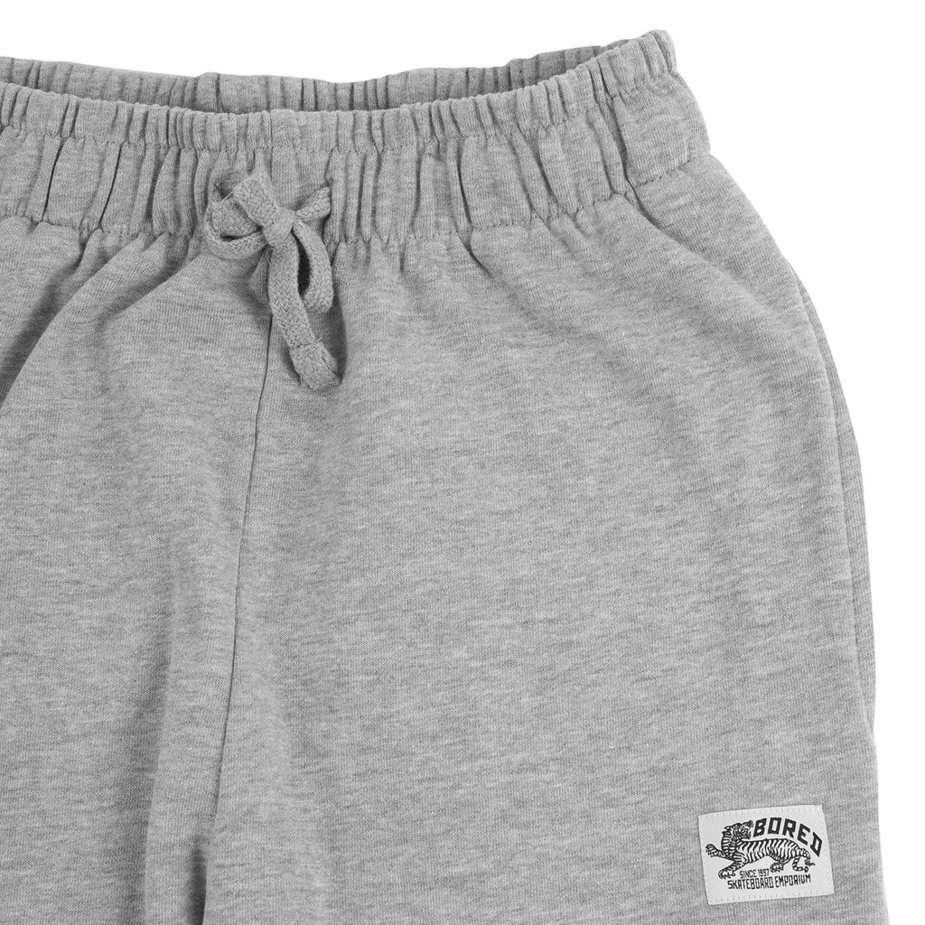 Bored of Southsea Daily Use Jogger Pant in Heather Grey - Waist