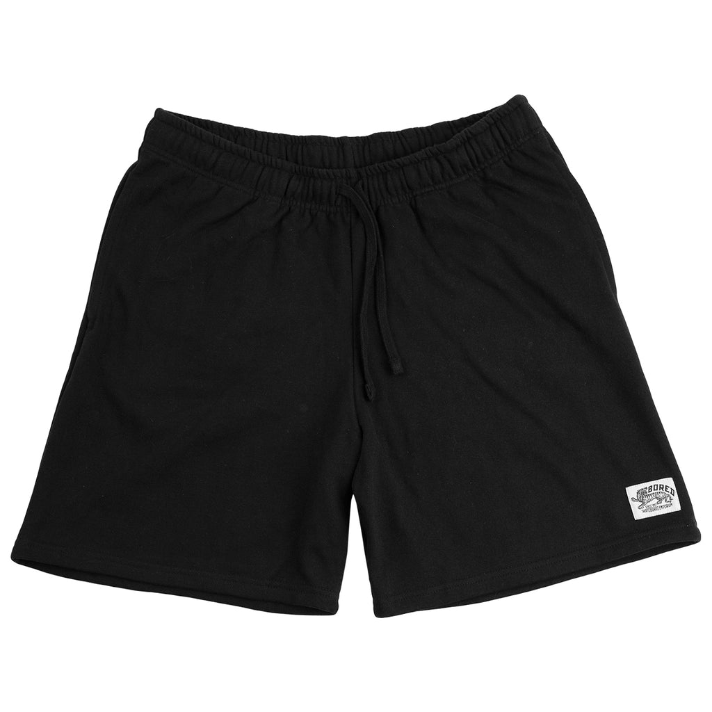 Bored of Southsea Daily Use Shorts Black - Front