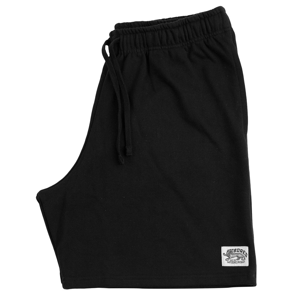 Bored of Southsea Daily Use Shorts Black - Single leg