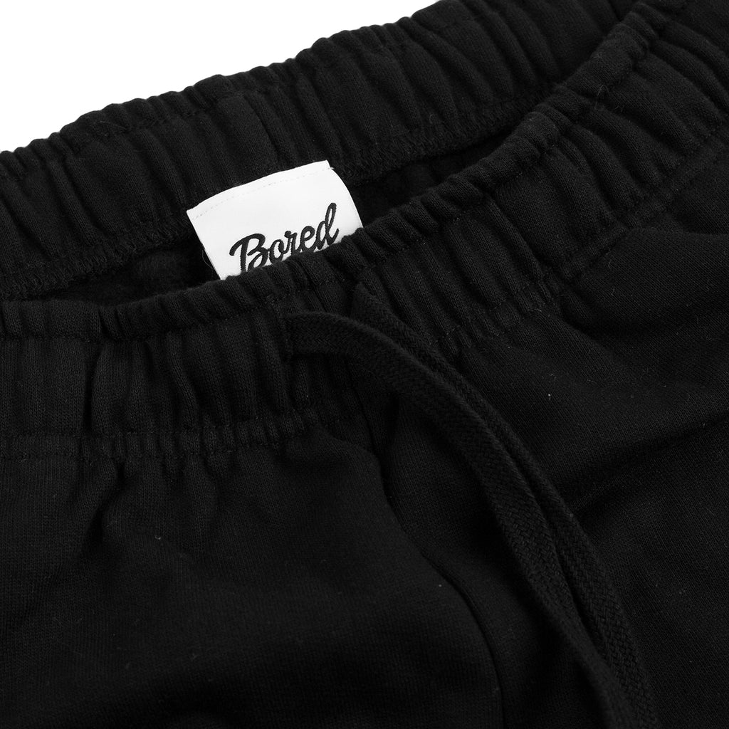 Bored of Southsea Daily Use Shorts Black - Waistband