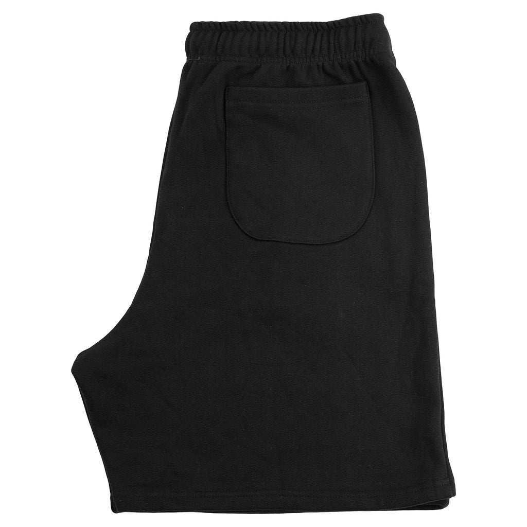 Bored of Southsea Daily Use Shorts Black - Back pocket