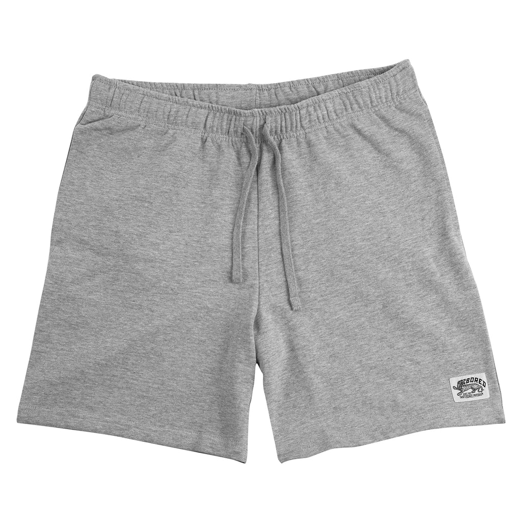 Bored of Southsea Daily Use Shorts Heather Grey - Front