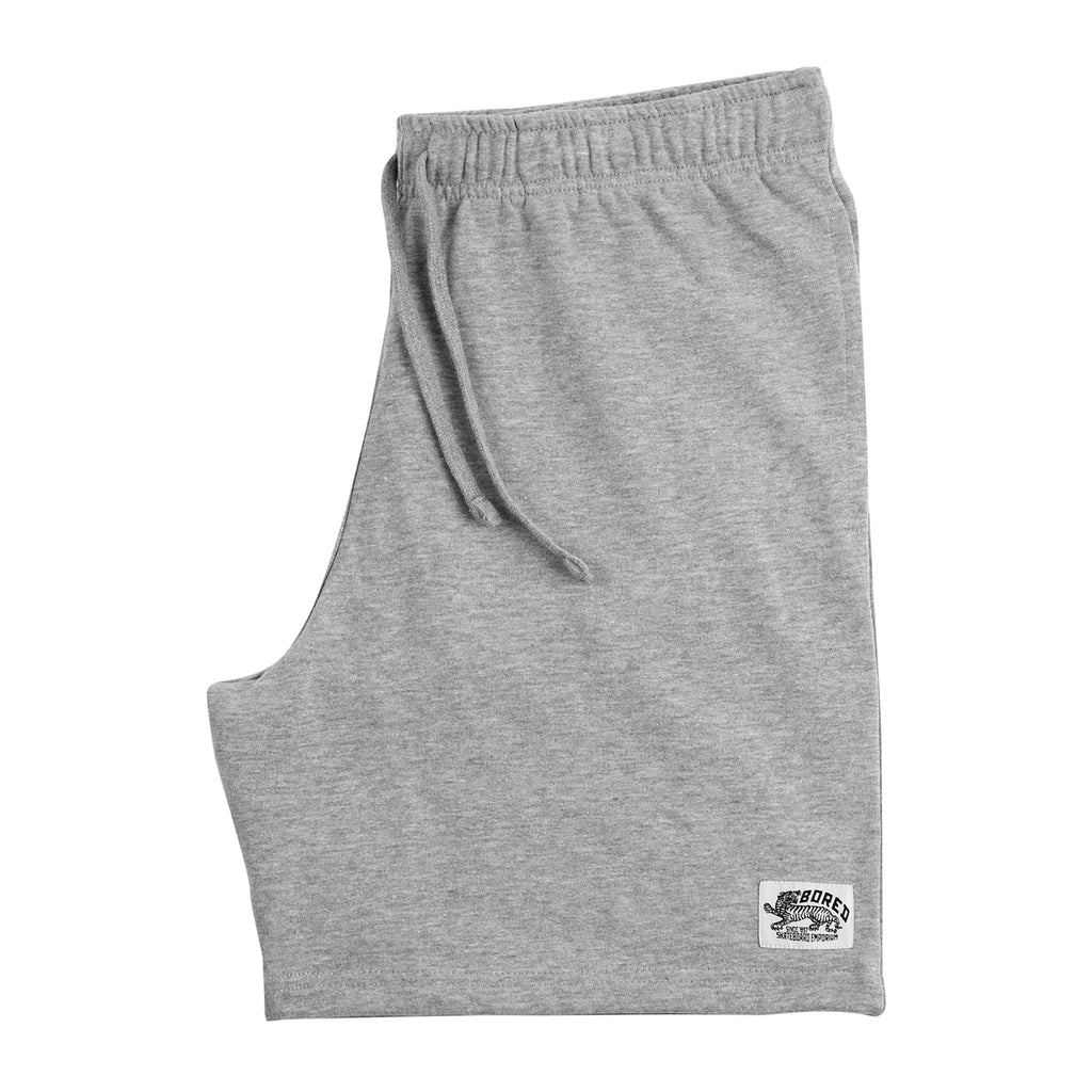 Bored of Southsea Daily Use Shorts Heather Grey - Side