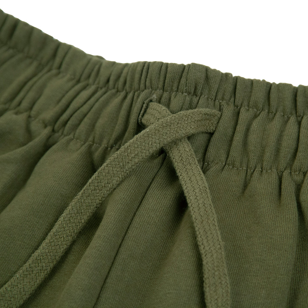 Bored of Southsea Daily Use Jogger Pant Olive - Drawcord