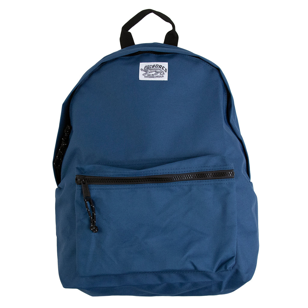 Bored of Southsea Daily Use Backpack in Petrol Blue