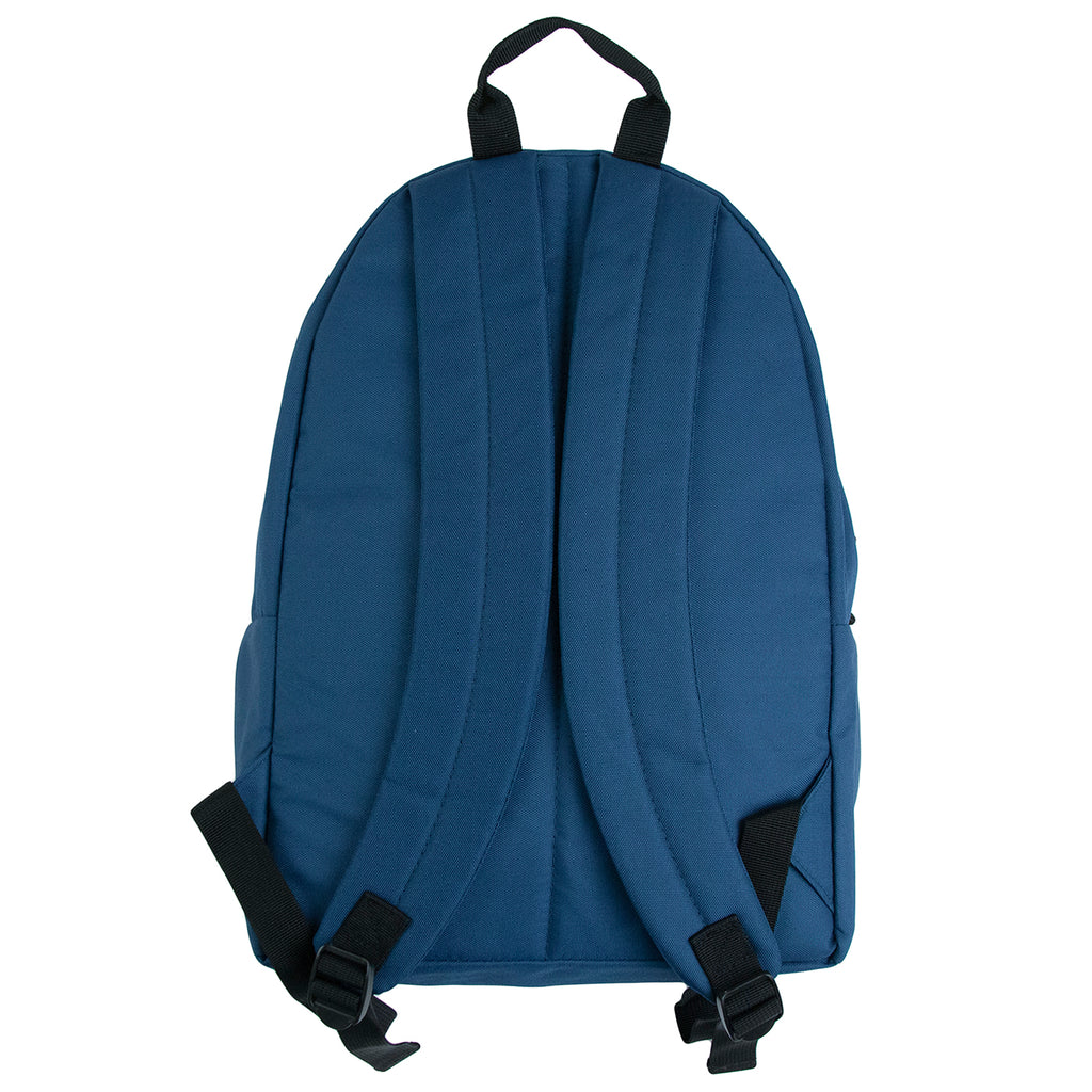 Bored of Southsea Daily Use Backpack in Petrol Blue - Back