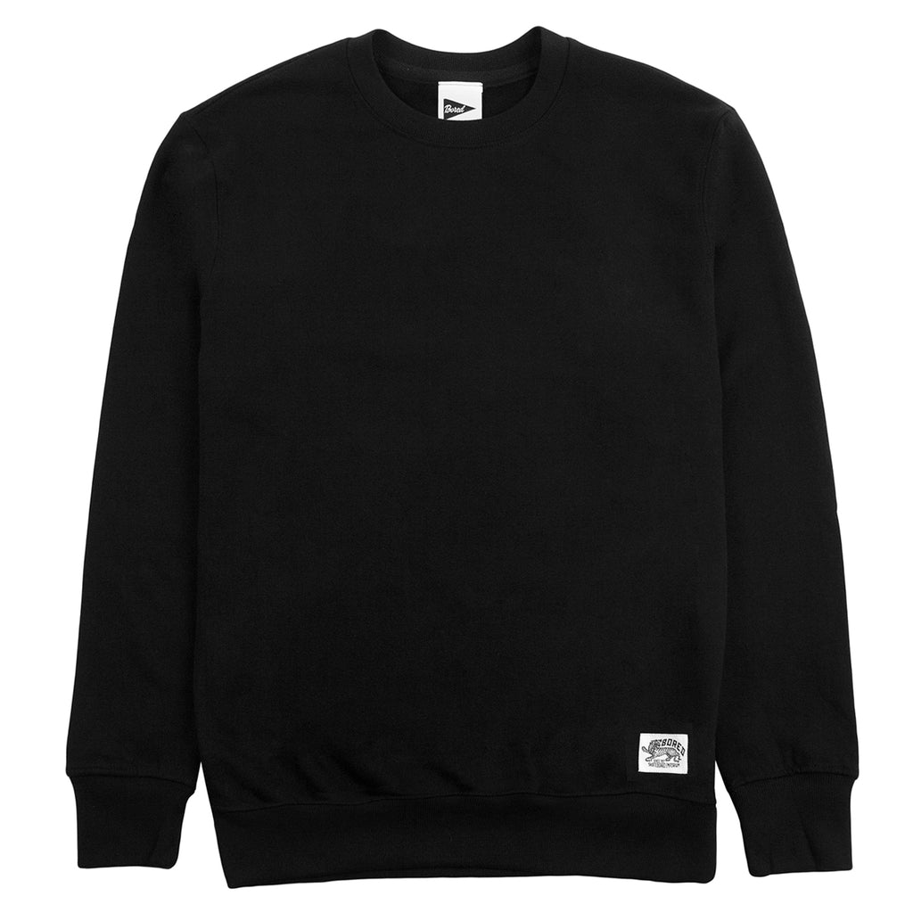 Bored of Southsea Daily Use Sweatshirt in Black
