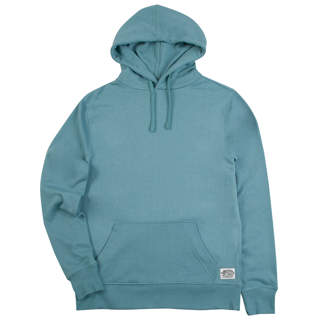 Bored of Southsea Daily Use Pullover Hoodie in Tile Blue