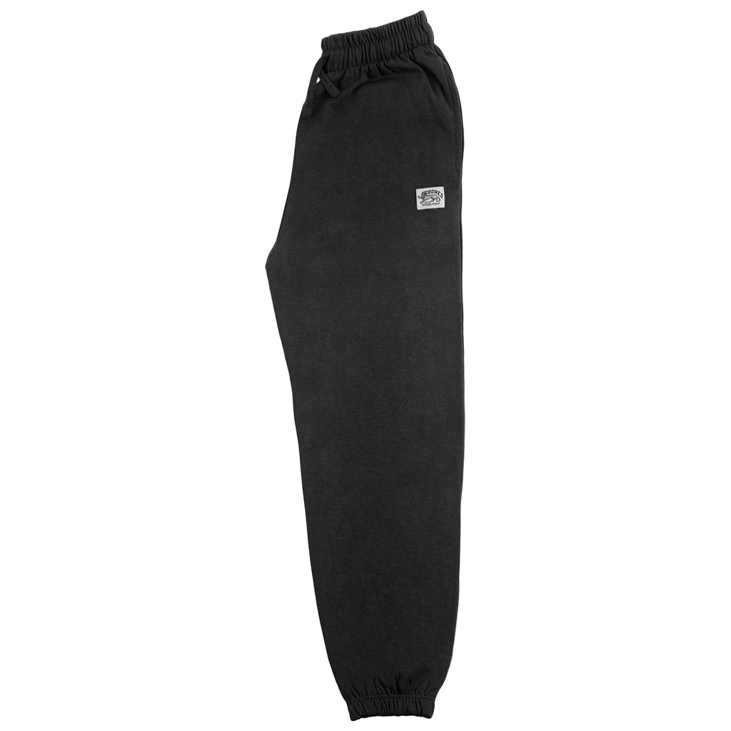 Bored of Southsea Daily Use Jogger Pant in Black - Leg