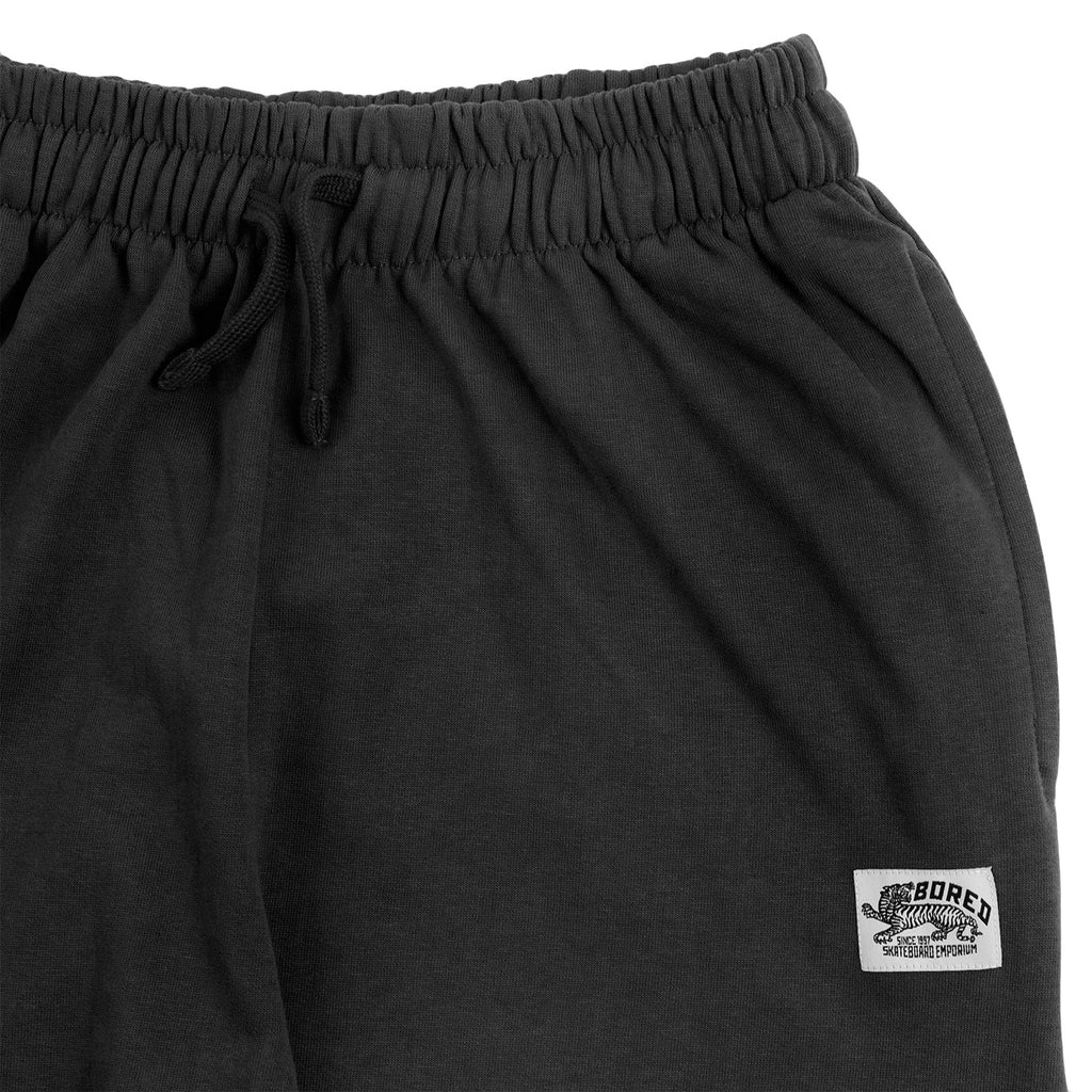 Bored of Southsea Daily Use Jogger Pant in Black - Detail 2