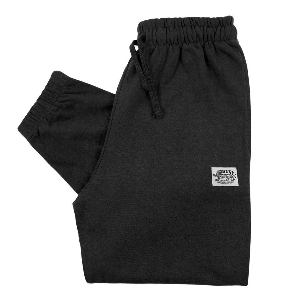 Bored of Southsea Daily Use Jogger Pant in Black