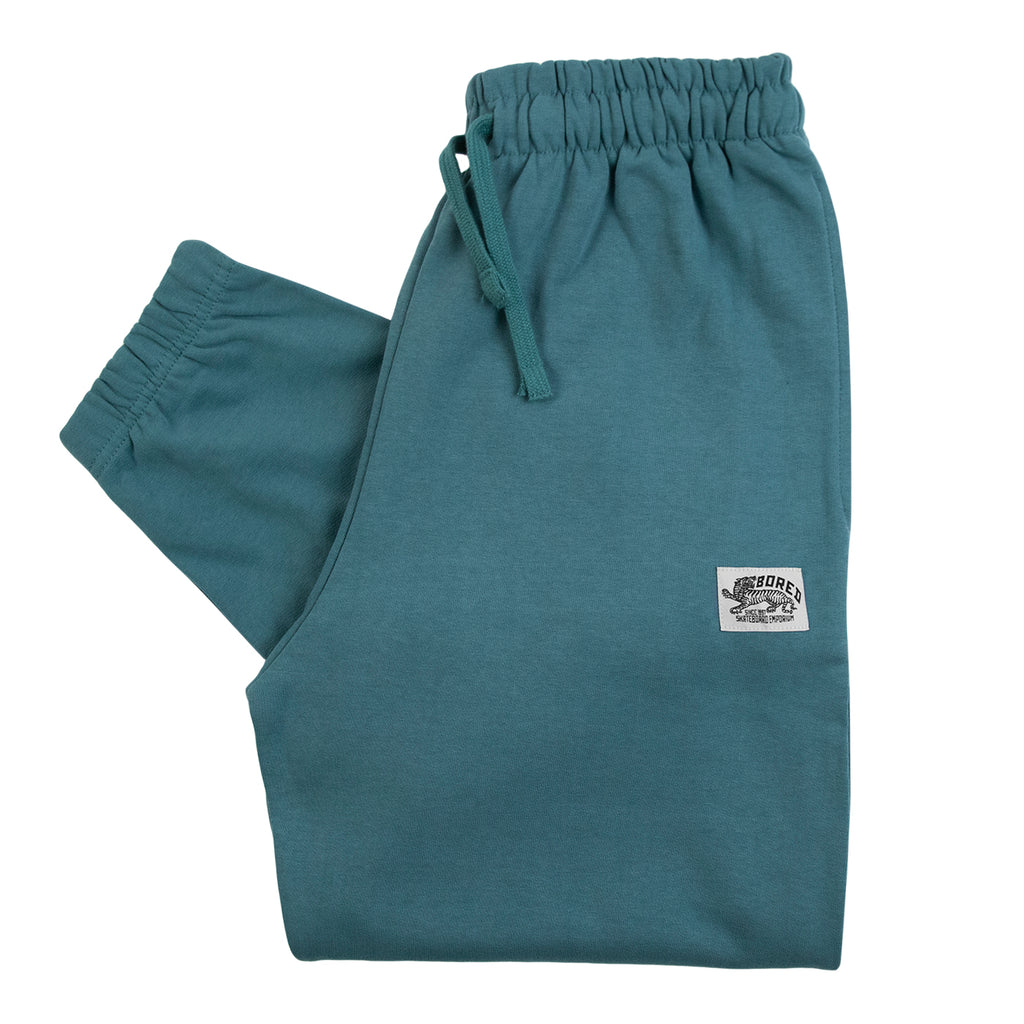 Bored of Southsea Daily Use Jogger Pant in Tile Blue