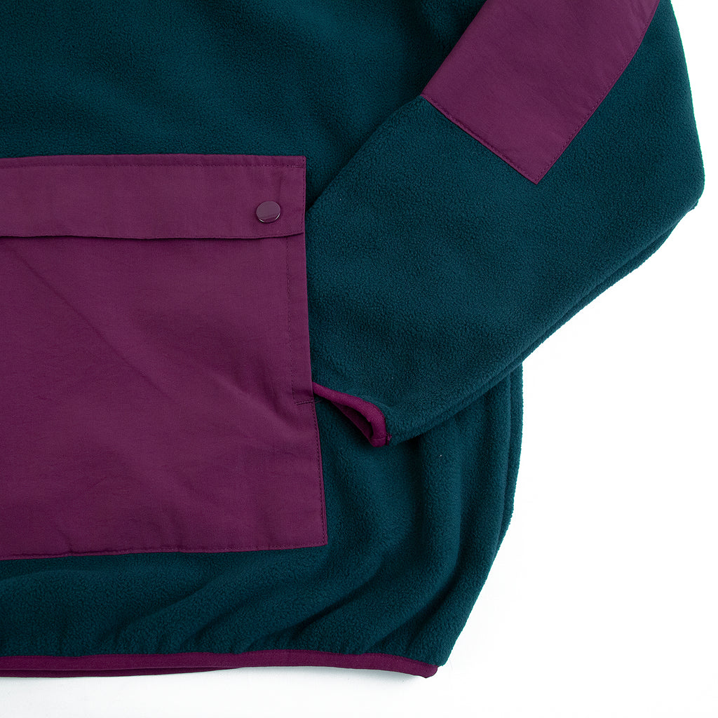 Dickies Denniston Fleece in Forest - Pocket