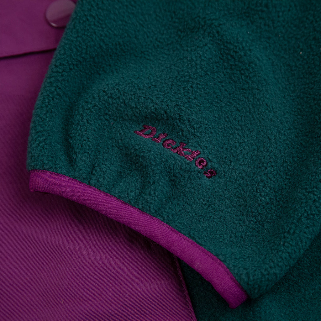 Dickies Denniston Fleece in Forest - Cuff