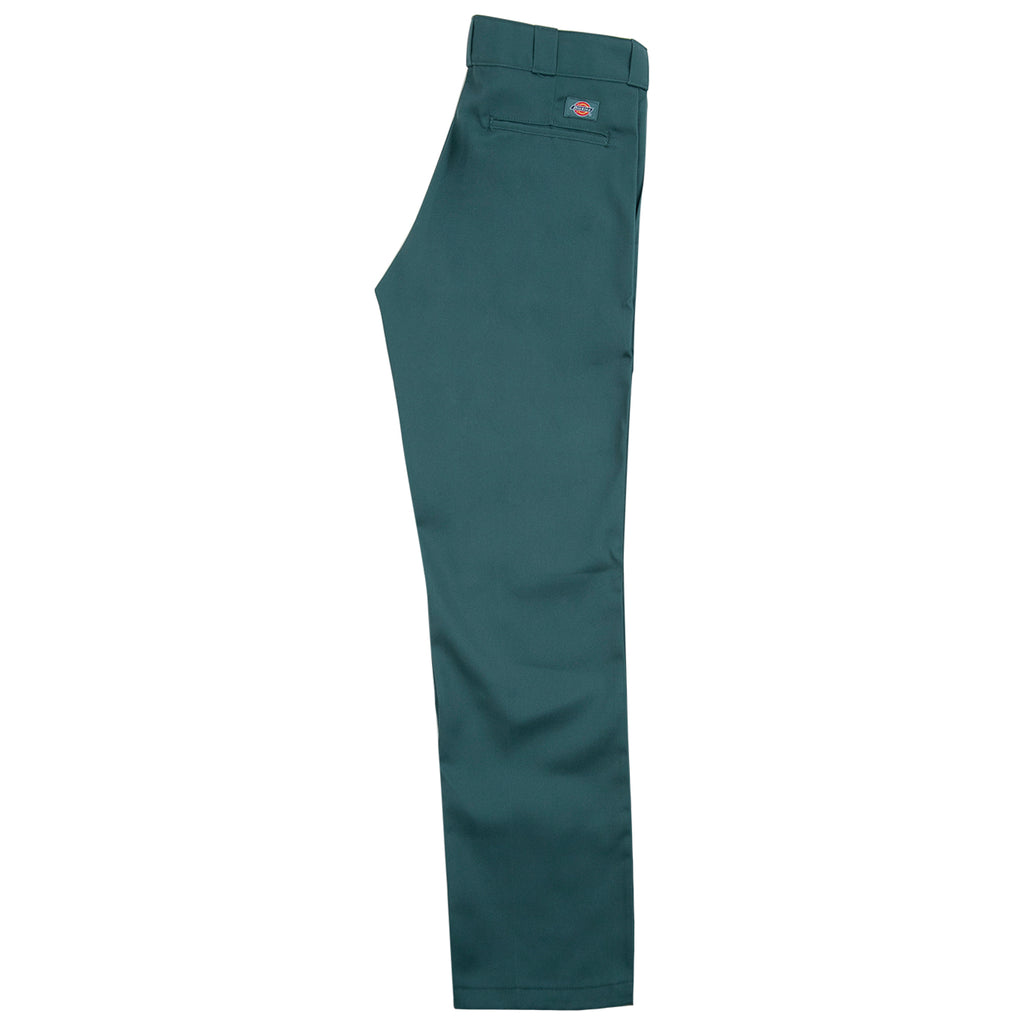 Dickies 874 Original Straight Pant in Lincoln Green - Leg