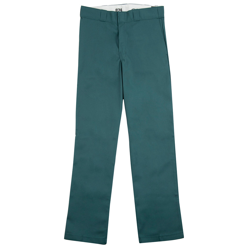 Dickies 874 Original Straight Pant in Lincoln Green - Open