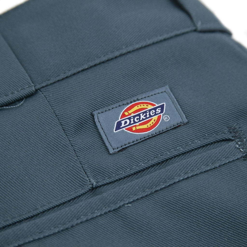 Dickies 874 Original Straight Pant in Lincoln Green - Label