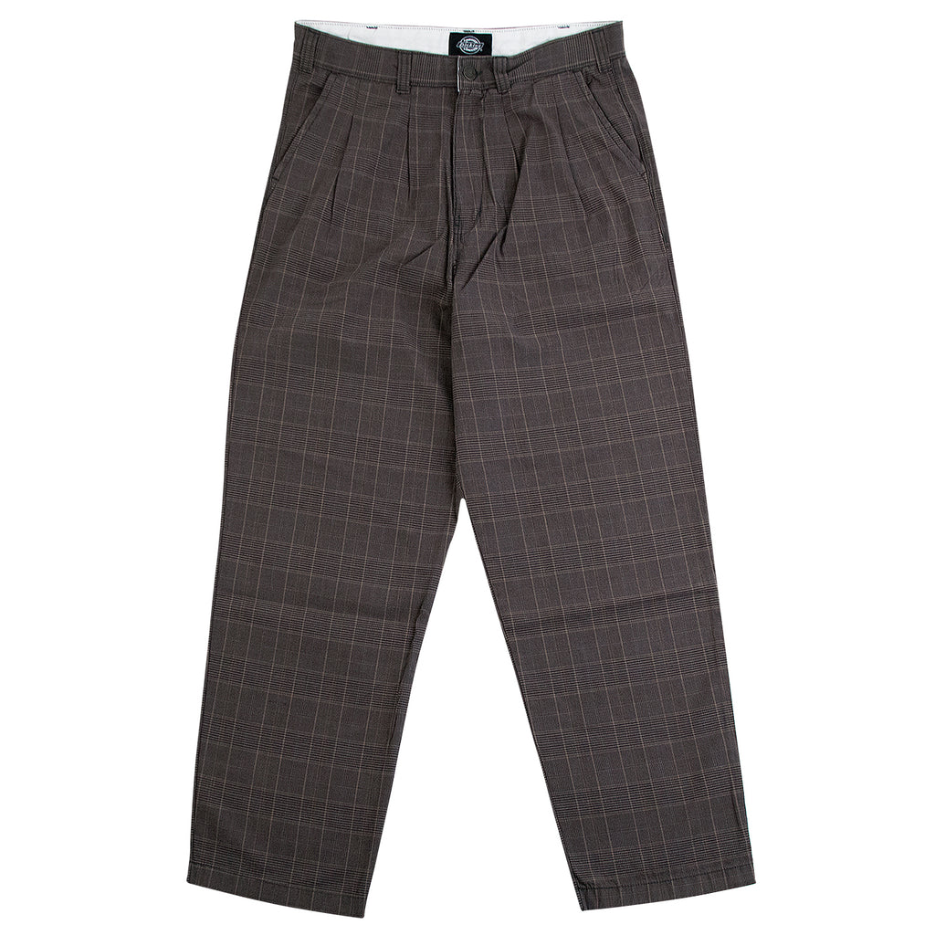 Dickies Artemus Trouser in Dark Brown - Open