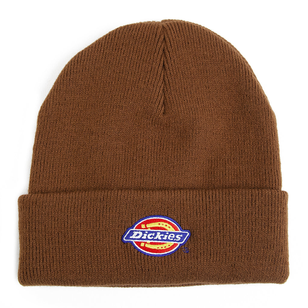 Dickies Colfax Beanie in Brown Duck