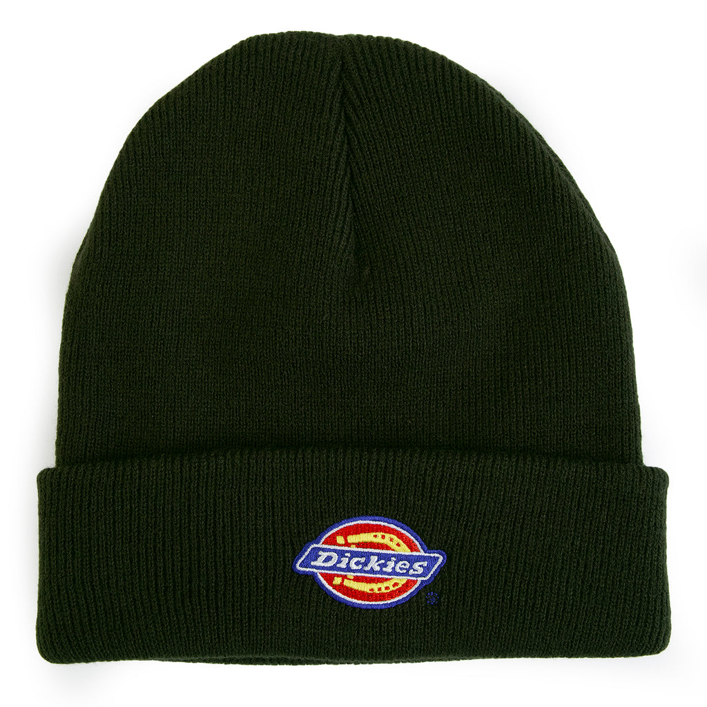 Dickies Colfax Beanie in Olive Green