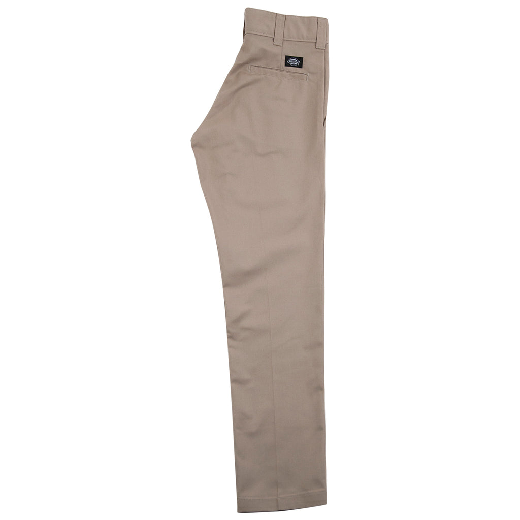 Dickies 894 Industrial Work Pant in Khaki - Leg