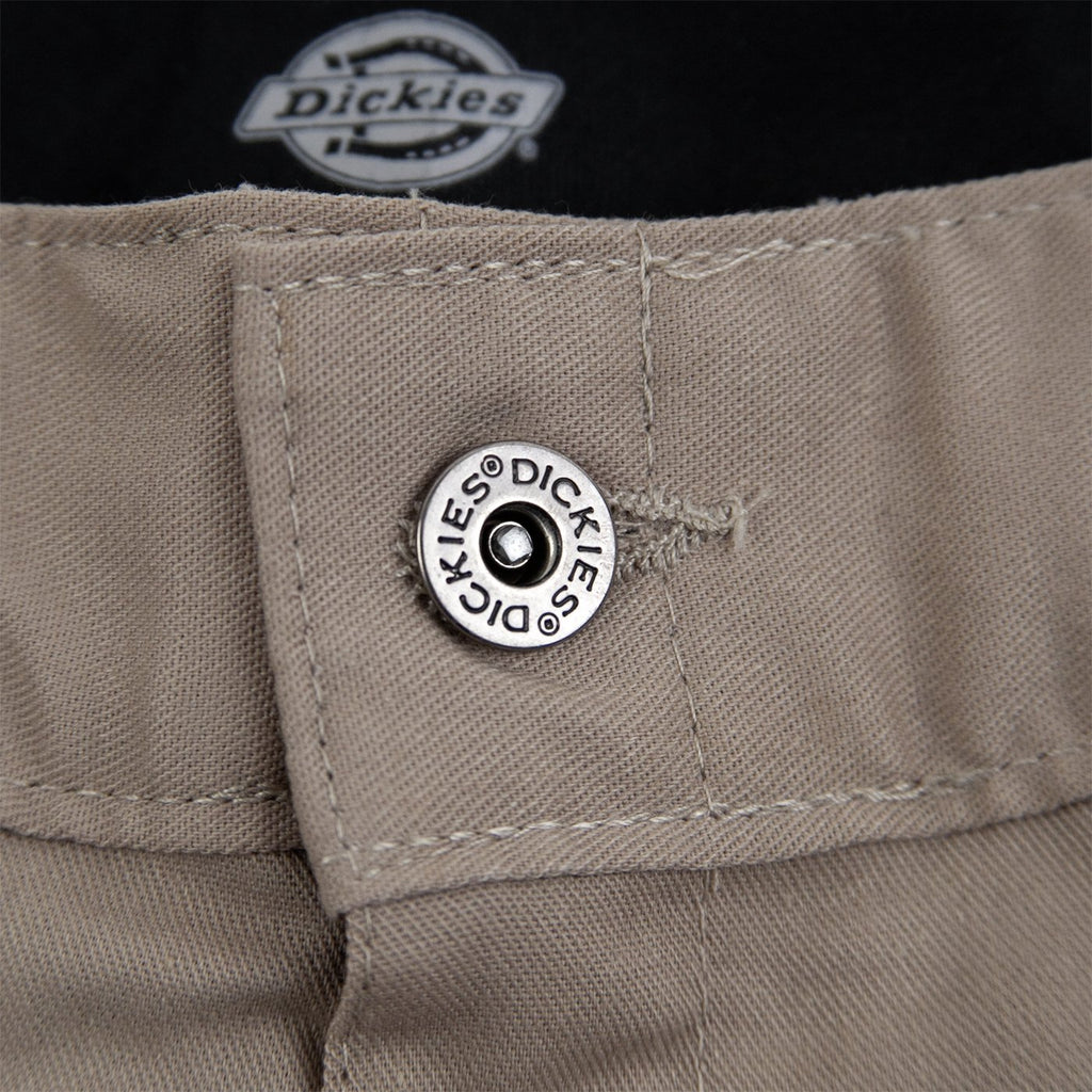 Dickies 894 Industrial Work Pant in Khaki - Button