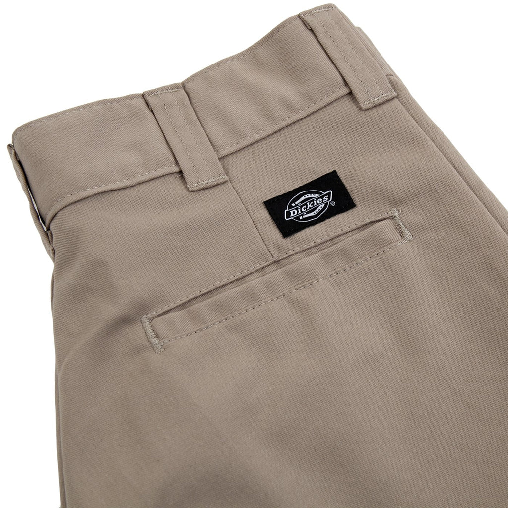 Dickies 894 Industrial Work Pant in Khaki - Label