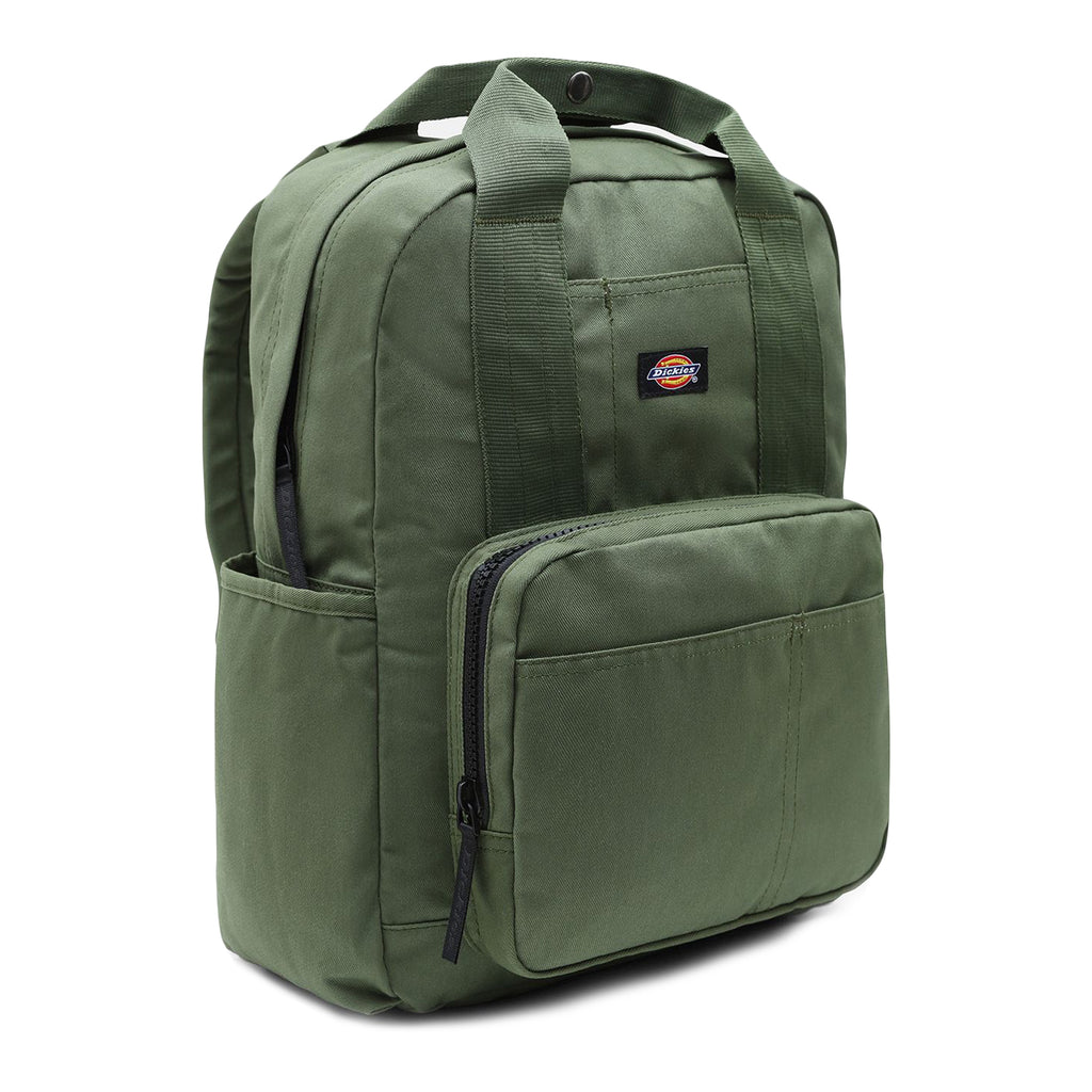 Dickies Lisbon Backpack in Olive Green