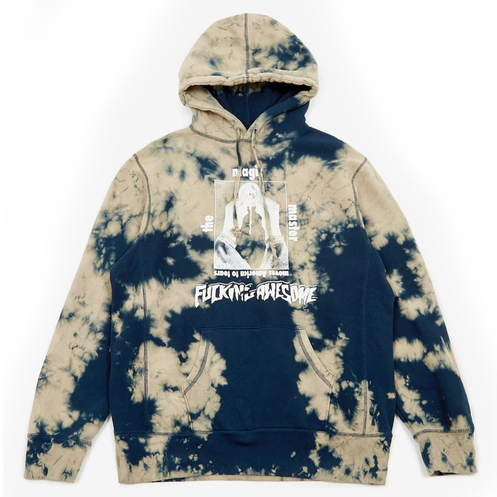 Fucking Awesome The Magic Master Hoodie in Navy Dye