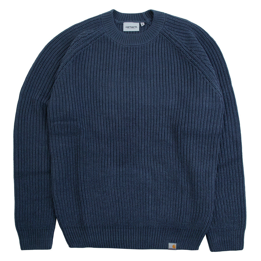 Carhartt WIP Forth Sweater in Admiral