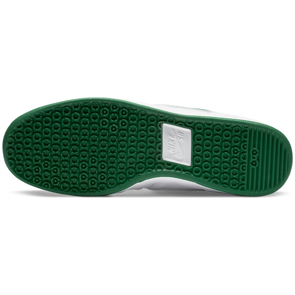 Nike SB GTS Return Premium Shoes in White / Pine Green - White - Sole