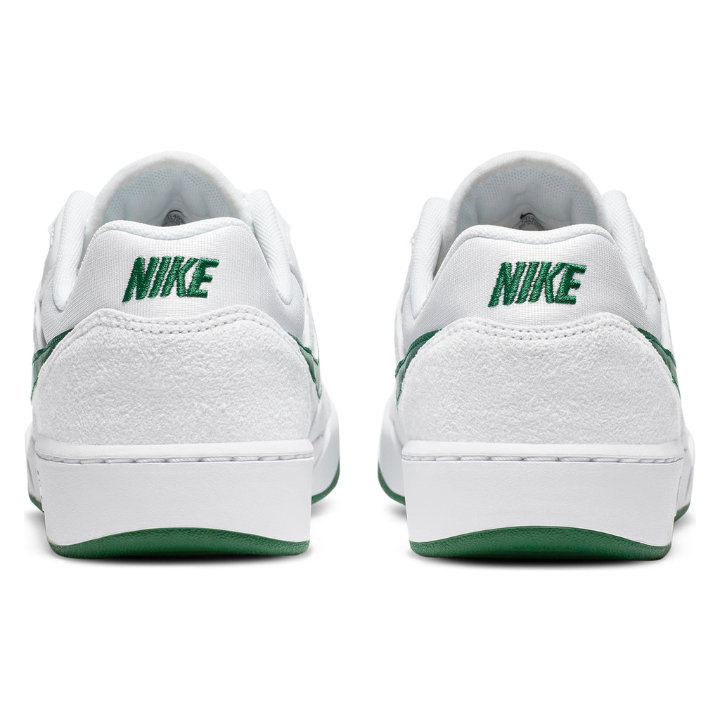 Nike SB GTS Return Premium Shoes in White / Pine Green - White - Back