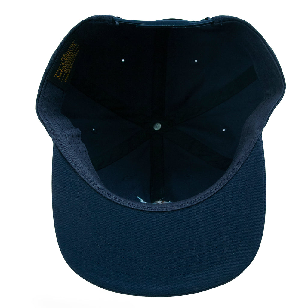 Girl Skateboards OG Liner Hat in Indigo - Inside