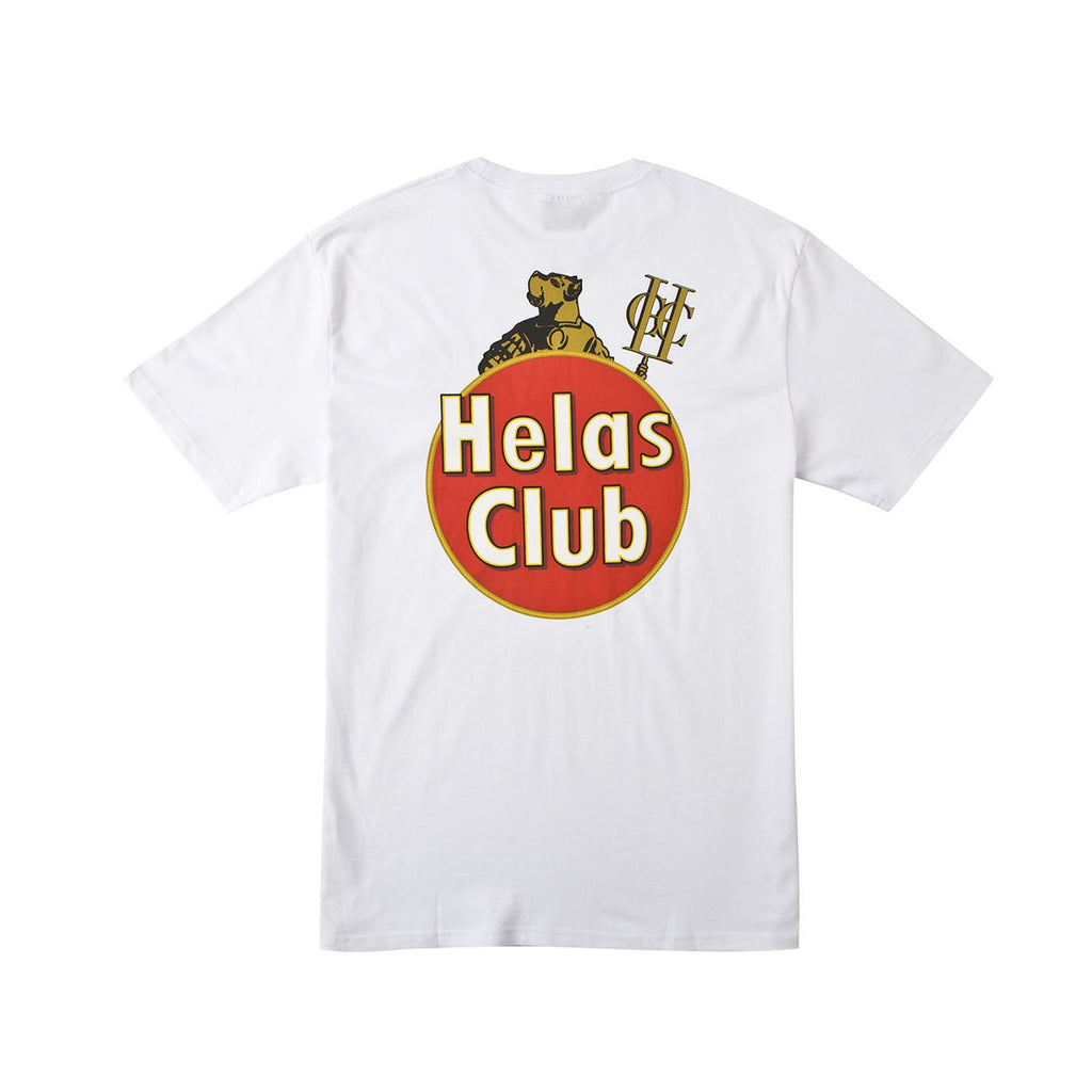 Helas Havane T Shirt in White