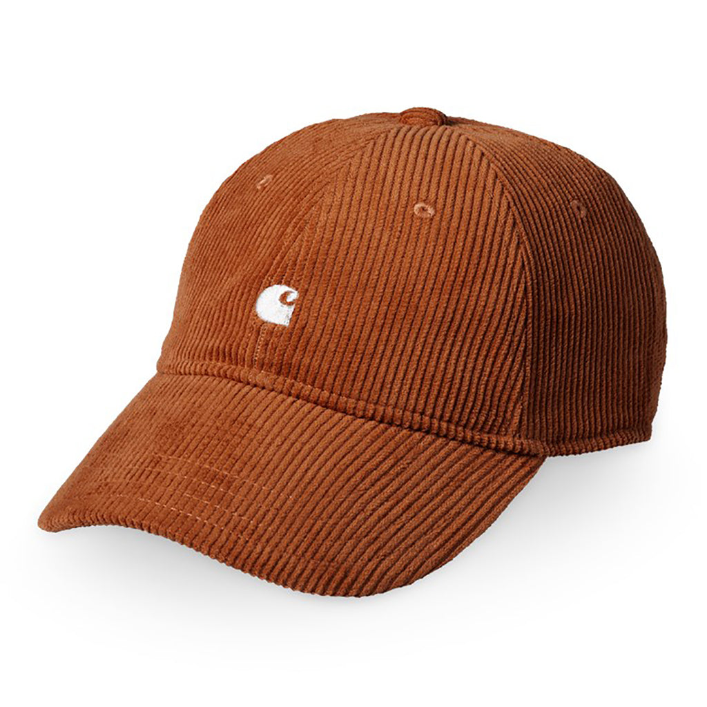 Carhartt WIP Harlem Cap in Brandy / Wax