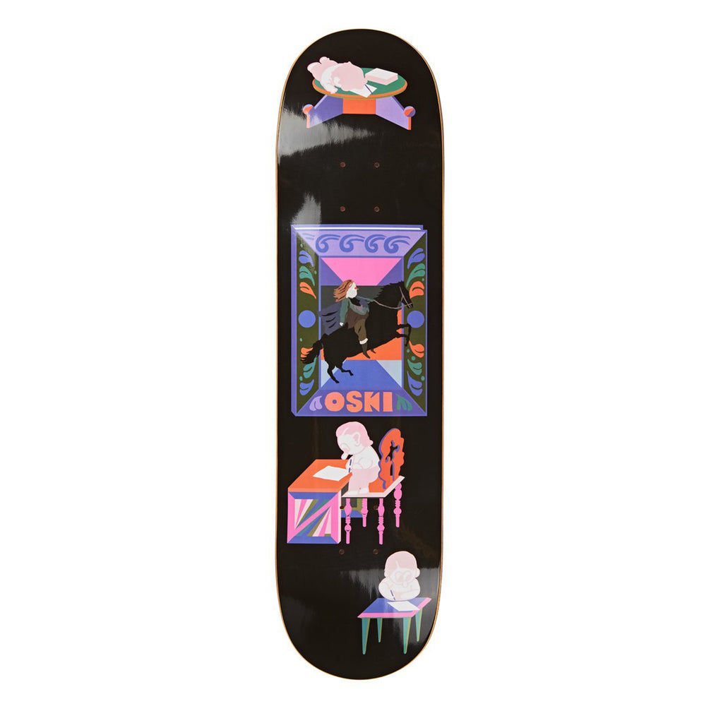 Polar Skate Co Oskar Rozenberg The Hero's Skateboard Deck in 8""