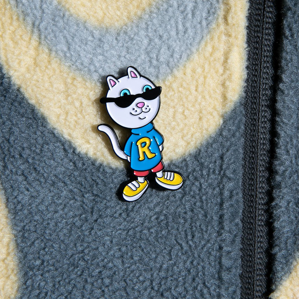 RIPNDIP Nerm And the Gang Pin - Detail