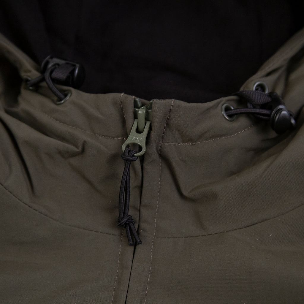Carhartt WIP Hooded Sail Jacket in Cypress / Black - Zip