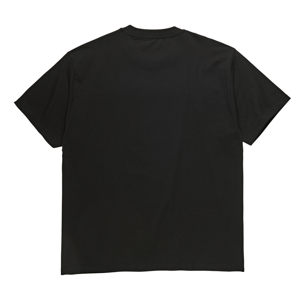 Polar Skate Co In Search of the Miraculous T Shirt in Black - Back