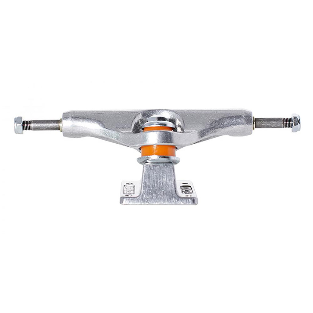 Independent Trucks 149 Mid Trucks in Polished Silver - Back