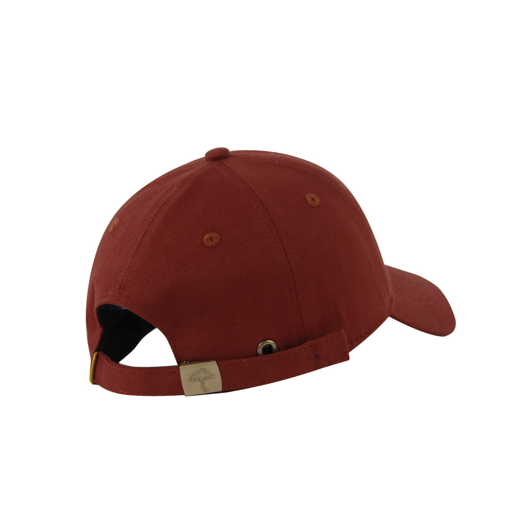 Helas Indian Dog Cap Burgundy - Strap back