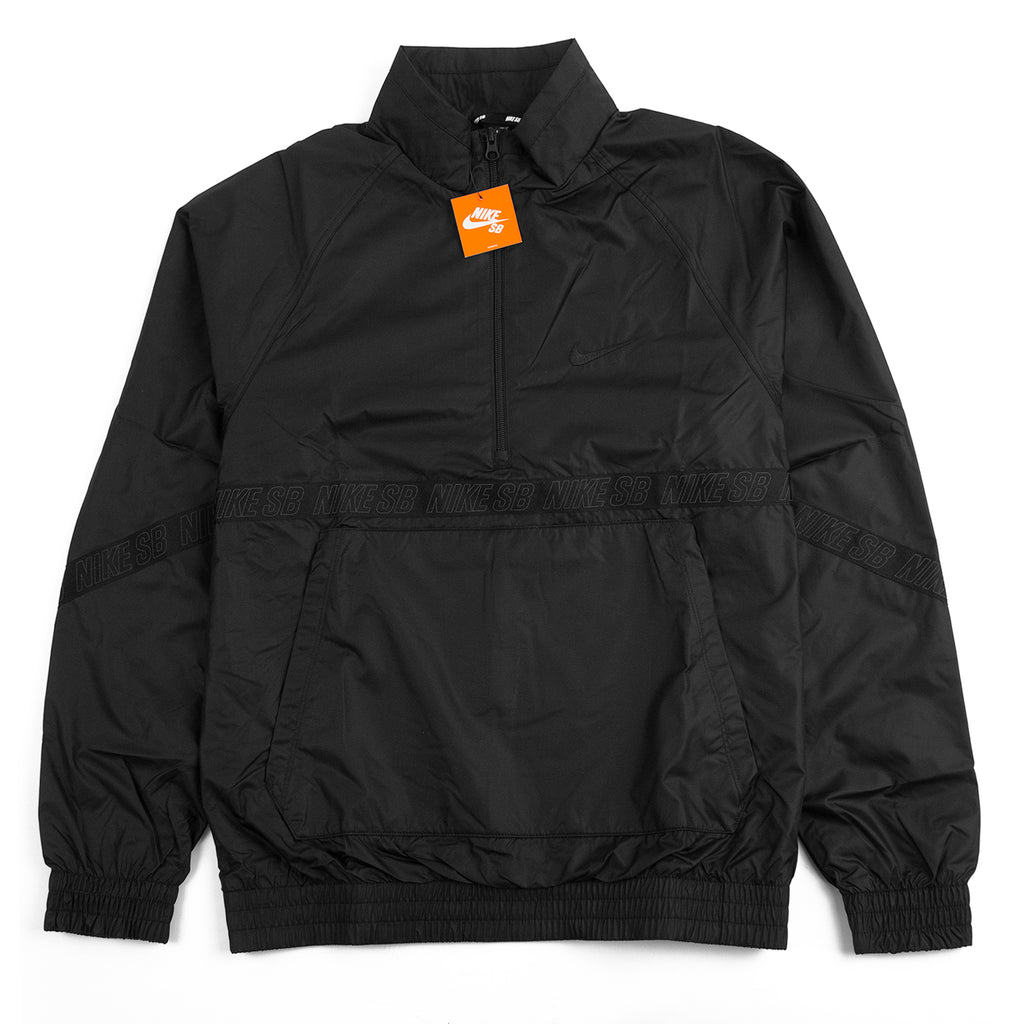 Nike SB Orange Label Ishod Wair Jacket in Black / Black / Black